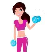 femme-fitness-dessin