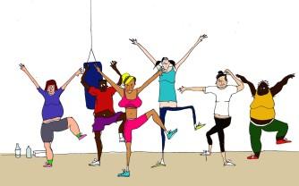 """Résultat de recherche d'images pour """"fitness dessin"""""""